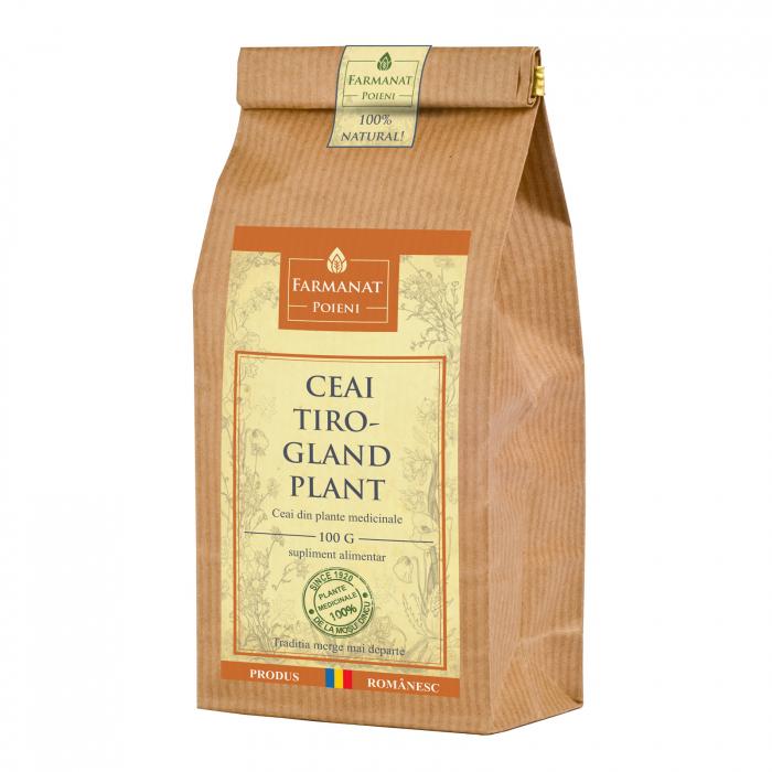 Ceai tiro-gland-plant (pentru afectiuni tiroidiene) - 100g [0]