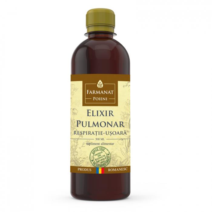 Elixir pulmonar antitusiv - 500ml 0
