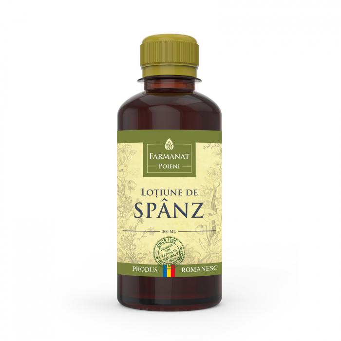 Lotiune de Spanz - 200ml 0