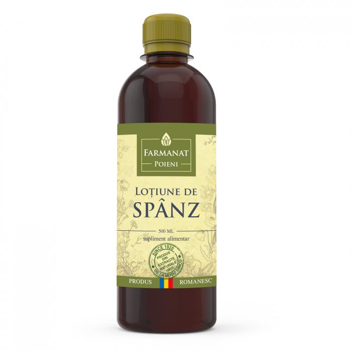 Lotiune de Spanz - 500ml 0