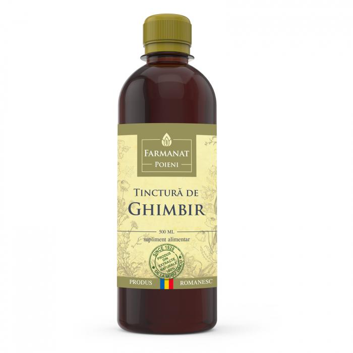 Tinctura de Ghimbir - 500ml [0]