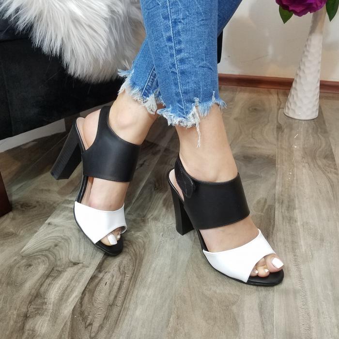 Incaltaminte Ada Black - Sandale 0