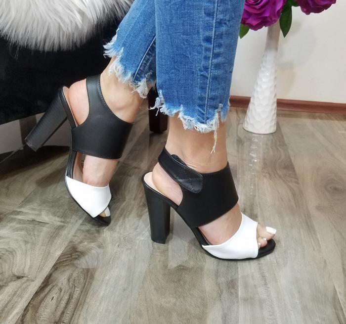 Incaltaminte Ada Black - Sandale 2