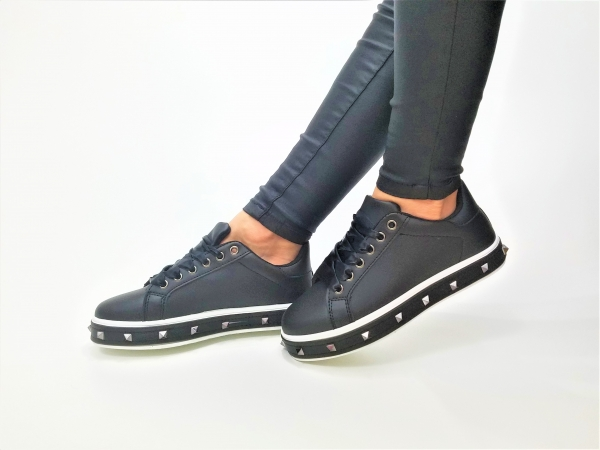 Incaltaminte Black Bonny - Pantofi Sport [1]