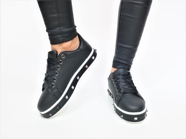 Incaltaminte Black Bonny - Pantofi Sport [2]