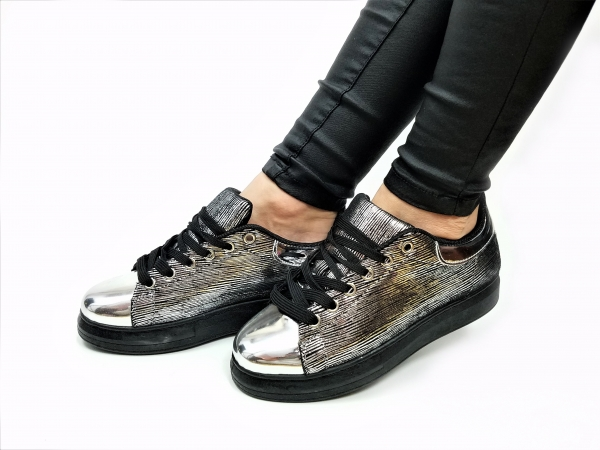 Incaltaminte Grey Kind - Pantofi Sport 0