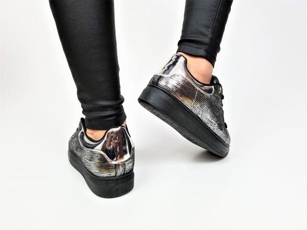 Incaltaminte Grey Kind - Pantofi Sport 2