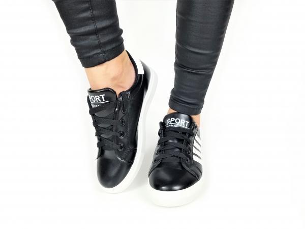 Incaltaminte Black Superstar - Pantofi Sport [2]