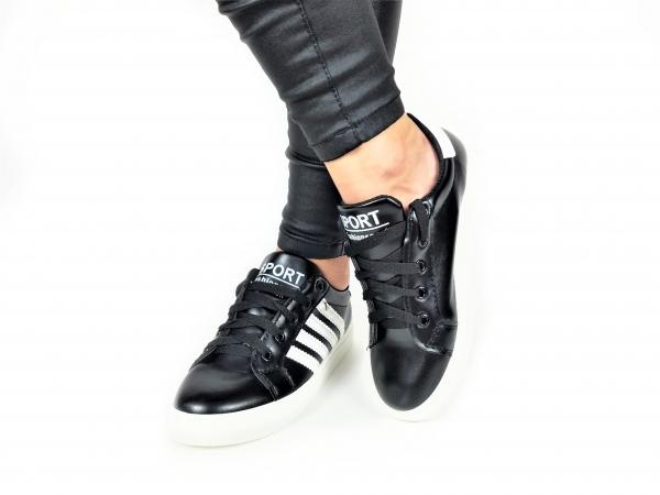 Incaltaminte Black Superstar - Pantofi Sport [3]