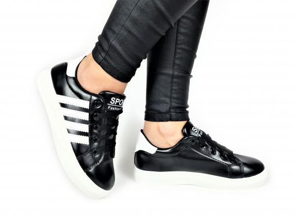 Incaltaminte Black Superstar - Pantofi Sport [0]