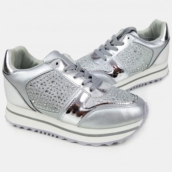Incaltaminte Silver Precious - Pantofi Sport 0