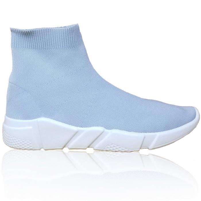 Incaltaminte Adina Grey - Pantofi Sport 0