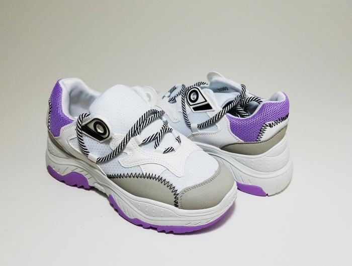 Incaltaminte Allegria Violet - Pantofi Sport 1