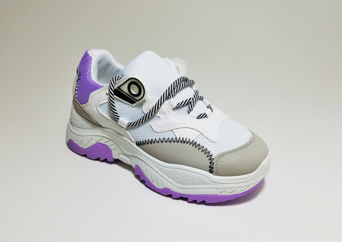 Incaltaminte Allegria Violet - Pantofi Sport 2