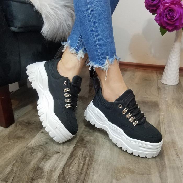 Incaltaminte Aramis Black - Pantofi Sport [0]