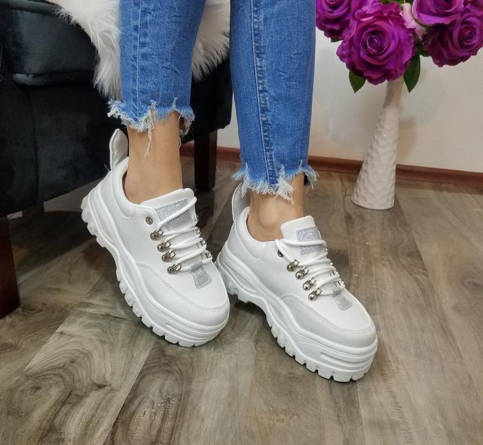 Incaltaminte Aramis White - Pantofi Sport 0