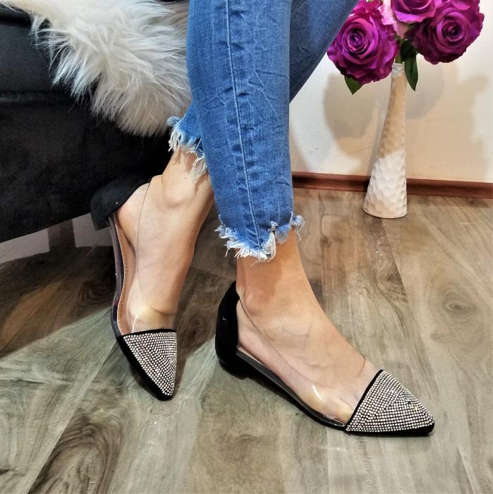 Incaltaminte Bela Black - Pantofi 0