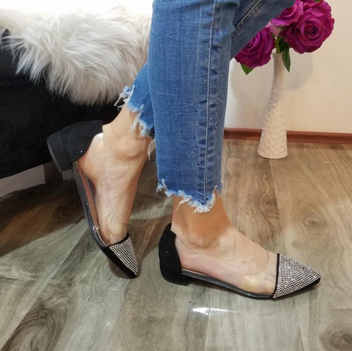 Incaltaminte Bela Black - Pantofi 1