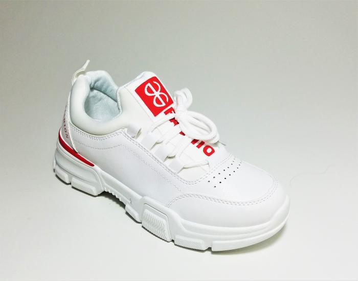 Incaltaminte Beatrice Red - Pantofi Sport [2]