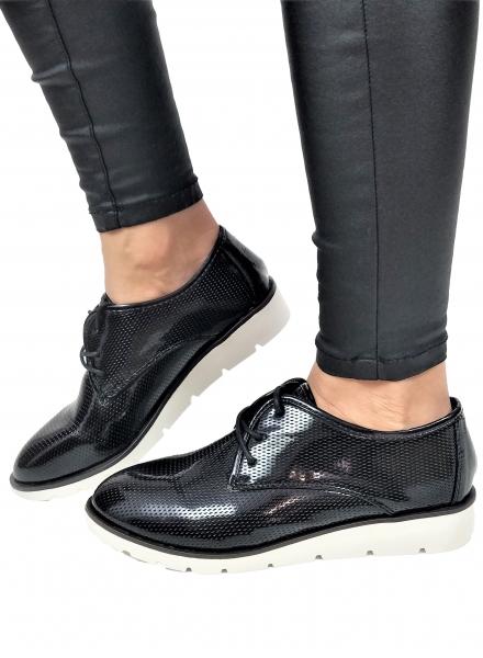 Incaltaminte Black Shine - Pantofi 0