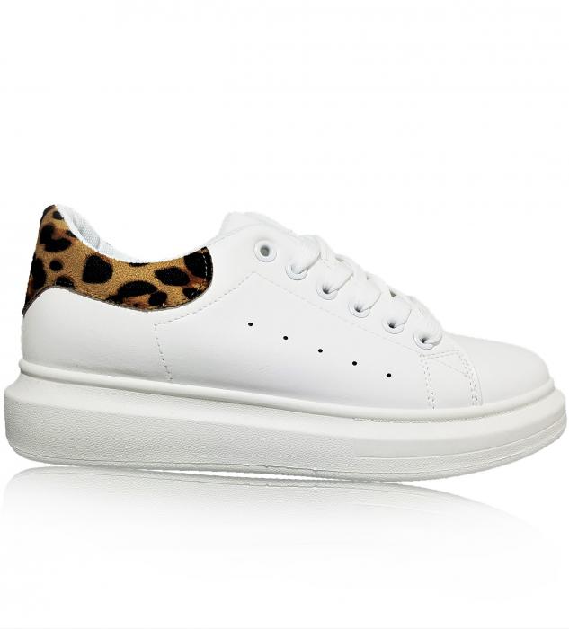 Incaltaminte Bonita White - Pantofi Sport 0