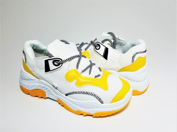 Incaltaminte Allegria Galben - Pantofi Sport 1