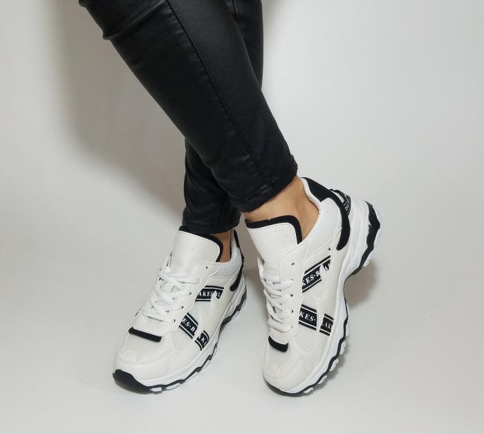 Incaltaminte Diamond Black - Pantofi Sport 2