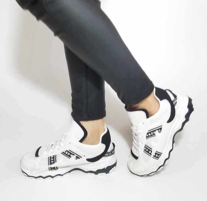 Incaltaminte Diamond Black - Pantofi Sport 1