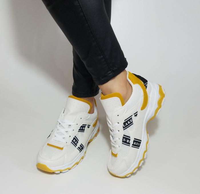 Incaltaminte Diamond Yellow - Pantofi Sport 2
