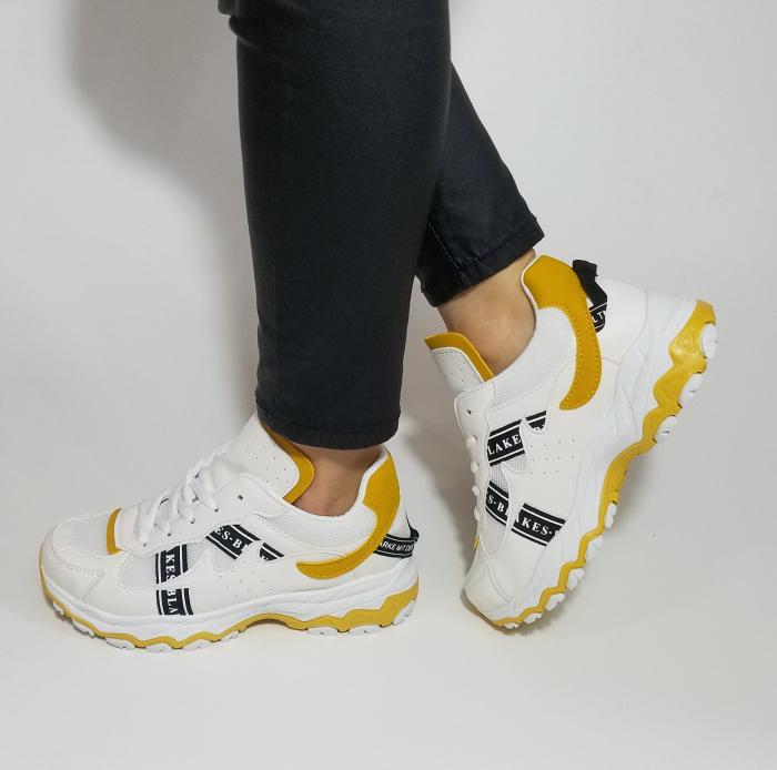 Incaltaminte Diamond Yellow - Pantofi Sport 4