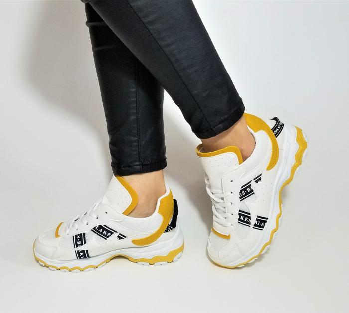 Incaltaminte Diamond Yellow - Pantofi Sport 3