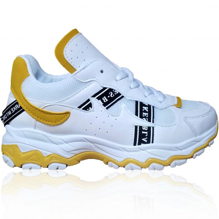 Incaltaminte Diamond Yellow - Pantofi Sport 1