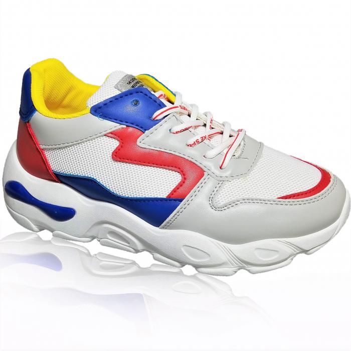 Incaltaminte Flavia White - Pantofi Sport [0]