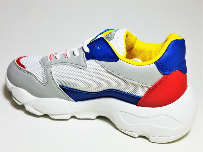 Incaltaminte Flavia White - Pantofi Sport [2]