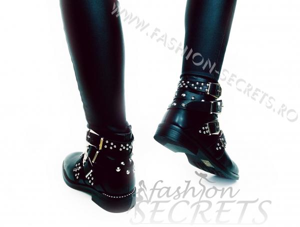 Incaltaminte Studded Leather - Ghete [1]