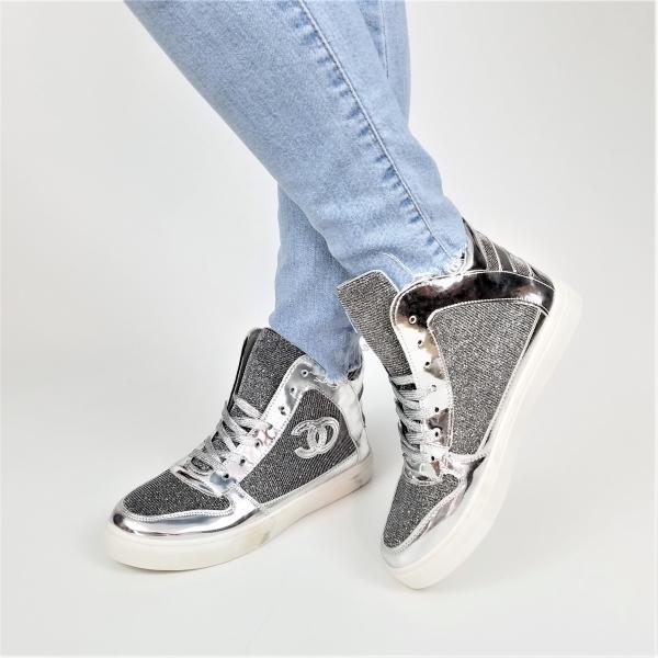 Incaltaminte Grey Sensation - Pantofi Sport 3