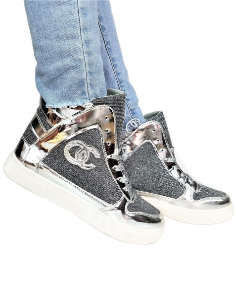 Incaltaminte Grey Sensation - Pantofi Sport 0