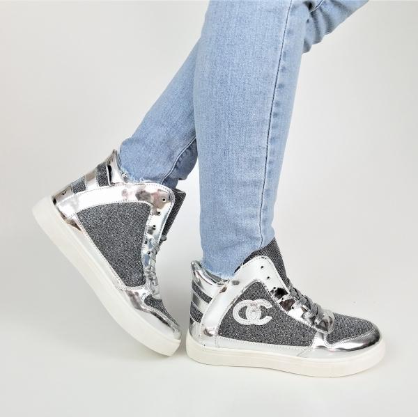Incaltaminte Grey Sensation - Pantofi Sport 1