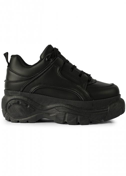 Incaltaminte Imala Black - Pantofi Sport 1