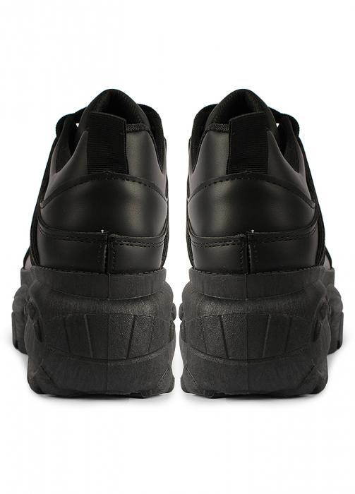 Incaltaminte Imala Black - Pantofi Sport 3
