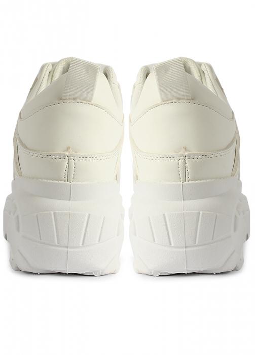 Incaltaminte Imala White - Pantofi Sport 3