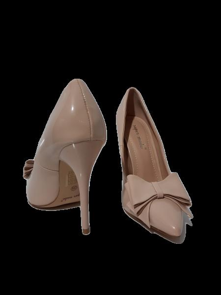 Incaltaminte Julia Crem - Pantofi 1