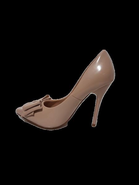 Incaltaminte Julia Crem - Pantofi 0