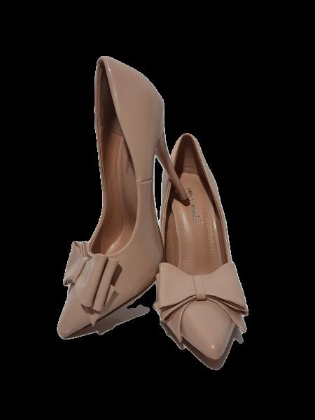 Incaltaminte Julia Crem - Pantofi 2
