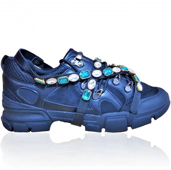 Incaltaminte Irina Black - Pantofi Sport 0