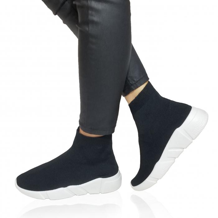 Incaltaminte Adina Black - Pantofi Sport 0