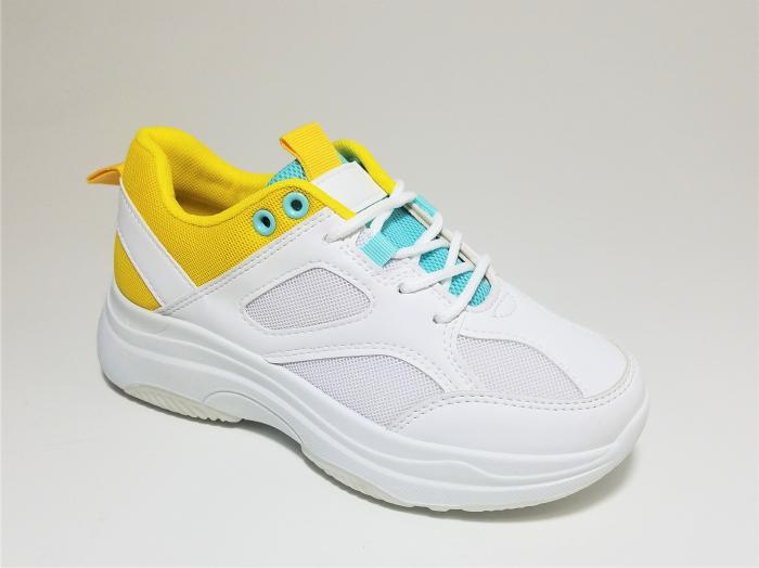 Incaltaminte Kate Galben - Pantofi Sport 2