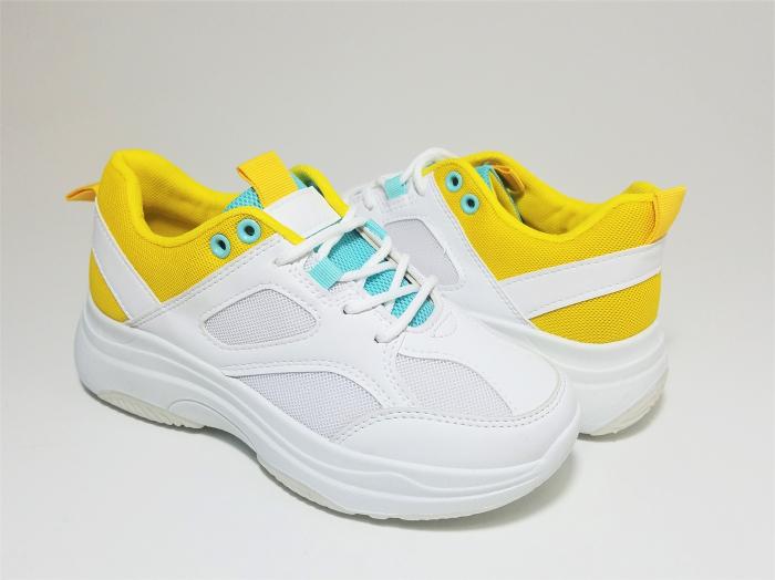 Incaltaminte Kate Galben - Pantofi Sport 1
