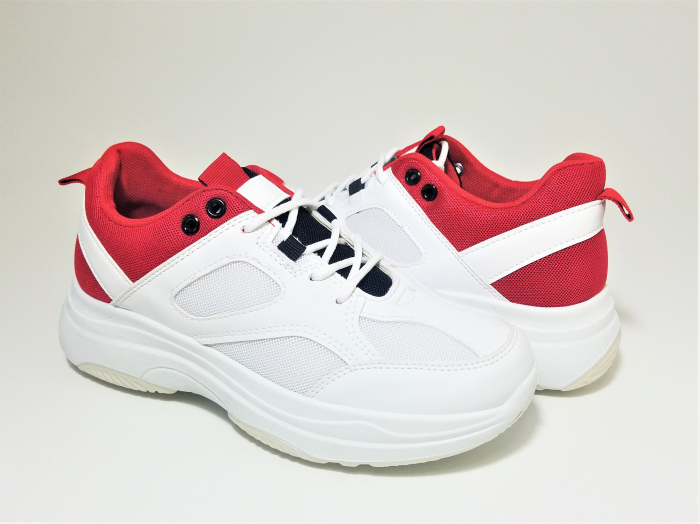 Incaltaminte Kate Red - Pantofi Sport 1