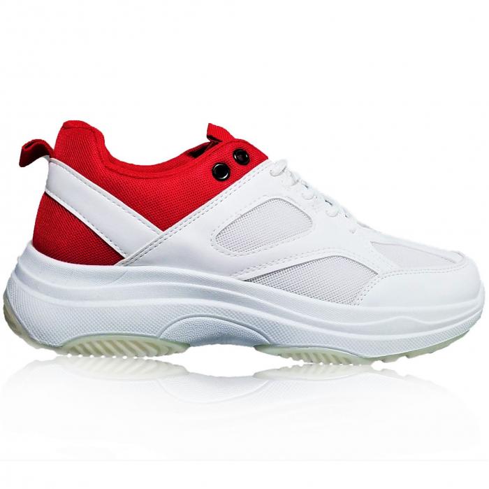 Incaltaminte Kate Red - Pantofi Sport 0